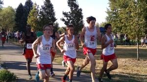 East runners