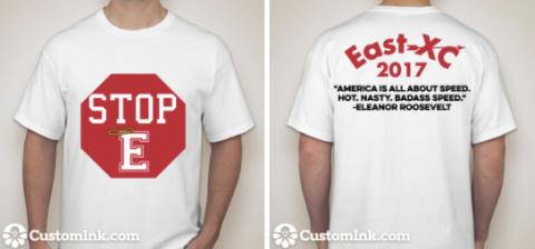 East XC Shirts