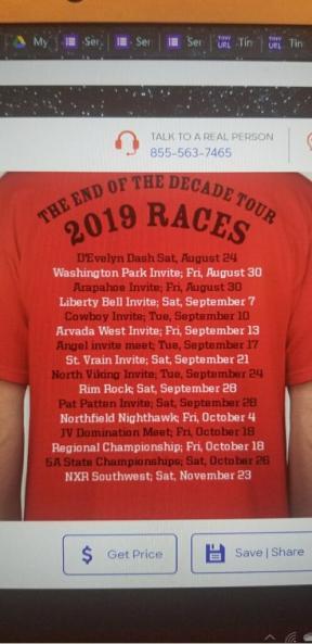 2019 senior tshirt